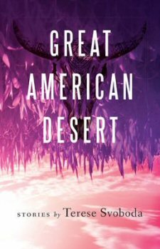 Great American Desert - book cover graphic