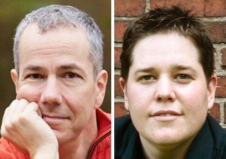 Matt Mason and Stacey Waite