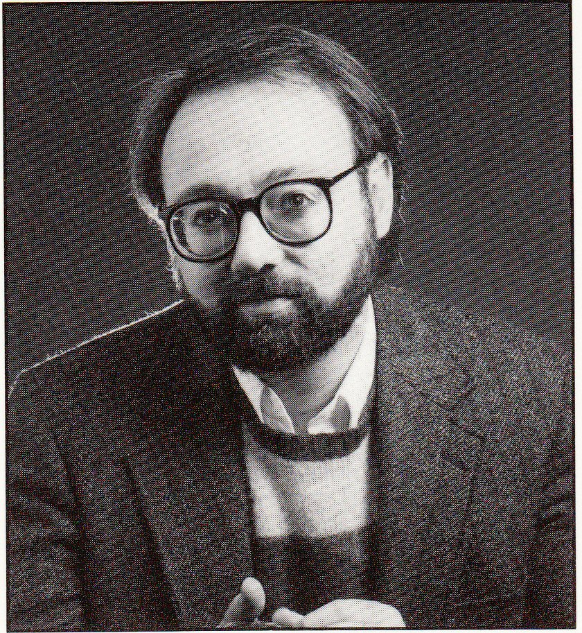 Author William J. Reynolds (from a 1990 book jacket)