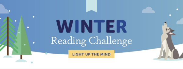 Winter Reading Challenge: Light Up the Mind