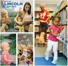 Lincoln City Libraries Annual Report 2018-2019