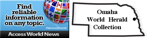 Access World News: Omaha World Herald Collection