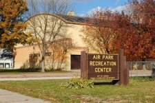 photo of the Air Park Community Center