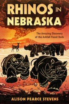 Rhinos in Nebraska - book cover image